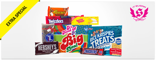 Win It! A Sugar High Gift Box from IT'SUGAR!