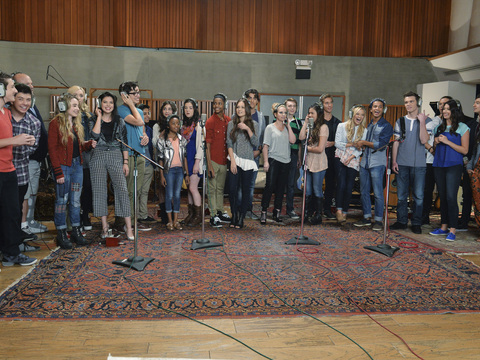 Watch! 26 Disney Stars Perform New Version of Hit 'Frozen' Song