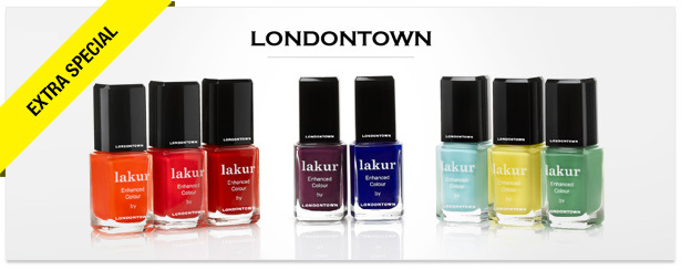 Win It! A Nail Polish Collection from LONDONTOWN