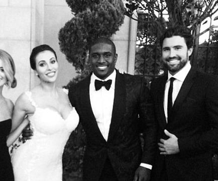 Pic! Brody Jenner Attends Wedding of Kim Kardashian's Ex Reggie Bush