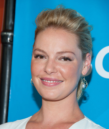 Katherine Heigl on Getting into Shape for New TV Role