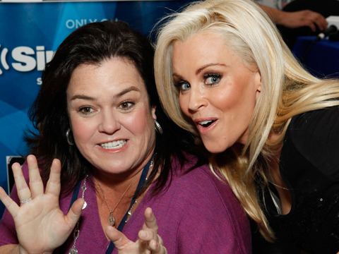 Jenny McCarthy Speaks! What She Thinks of Rosie O'Donnell's Return to 'The View'