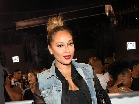 Adrienne Bailon Is 'Excited' to Remove Her Rob Kardashian Tattoo