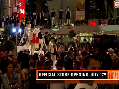 Fashion and Art Collide! Celebrating H&M's New Flagship Store