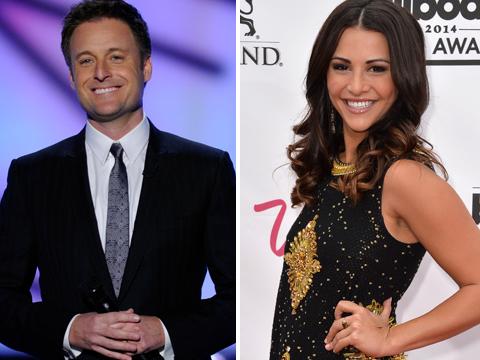 'Bachelorette' Host Chris Harrison Dishes on Andi Dorfman Pregnancy Rumors