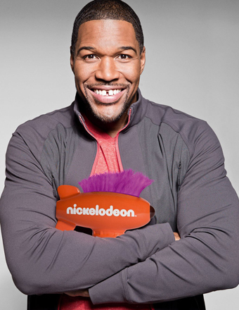 Michael Strahan's Emotional Response to Hosting Kids' Choice Sports Awards