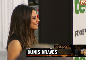 Gossip Girl: The Latest Dish on Mila Kunis and Kim Kardashian