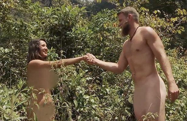 Naked Moment 17