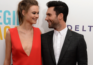 Wedding News! Adam Levine and Behati Prinsloo Are Married