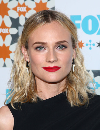 Diane Kruger attended the FOX Summer TCA All-Star party.