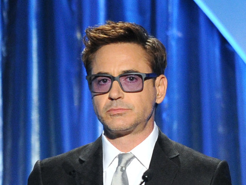 Extra Scoop: Robert Downey Jr.