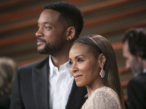 Jada Pinkett Smith Reveals the