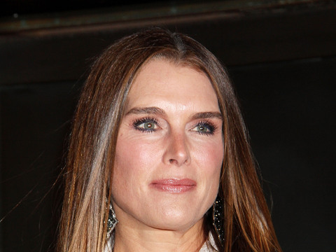 Brooke Shields on Her Sexy New