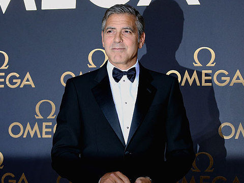 George Clooney on Fiancée Amal Alamuddin: 'I'm Marrying Up'