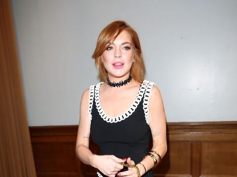 Extra Scoop: Lindsay Lohan's Kissing Partner Revealed