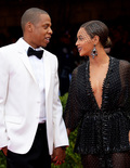 What Split? Beyoncé and Jay Z Look Happy with Blue Ivy in New Orleans