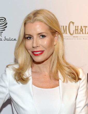 494214355 340x440 'RHONY' Star Aviva Drescher Explains Why She Threw Her Prosthetic Leg