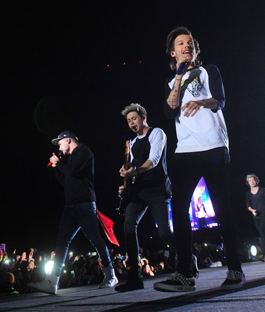 Hot Trailer! One Direction Is Headed to a Theater Near You!