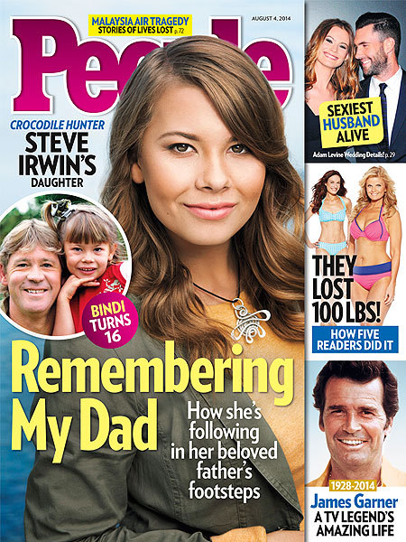 See Bindi Irwin at 16! Her New Heartfelt Interview About Losing Her Dad
