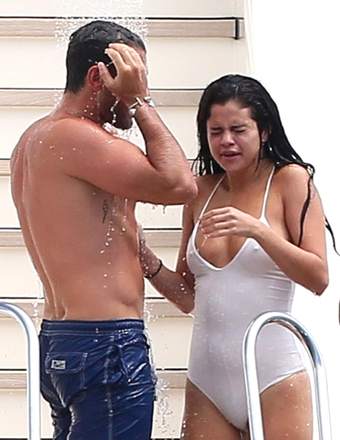 Selena Gomez celebrated her birthday on the Ecstasea yacht in Saint-Tropez with rumored new boyfriend Tommy Chiabra.