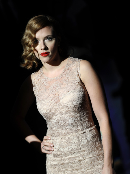 Check Out 'Lucy' Star Scarlett Johansson's Sexiest Moments!
