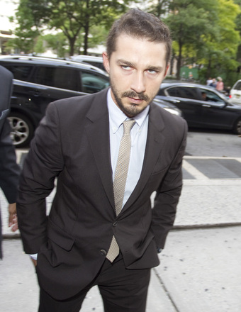 Shia LaBeouf in Court: Life Isn't a 'Cabaret' -- No Resolution Yet