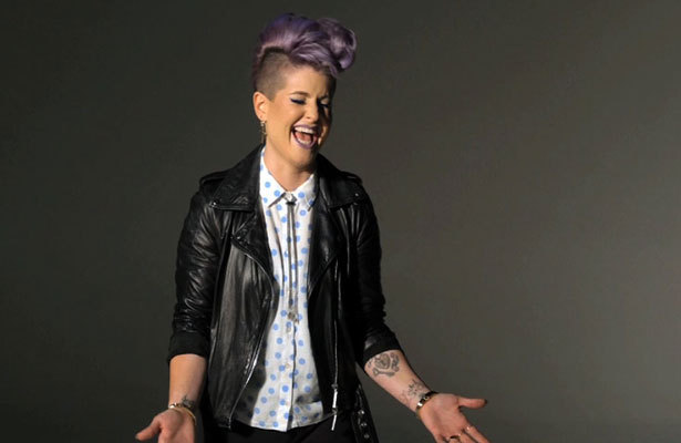 Watch! Kelly Osbourne Prepares to Host the Young Hollywood Awards