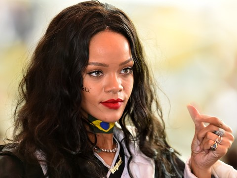 Rihanna 'Fears for Physical Safety' After Man Caught at Her NYC Apartment