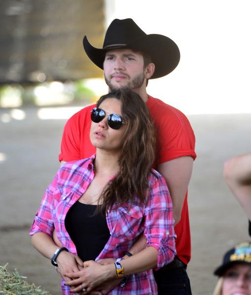 Mila Kunis and Ashton Kutcher's Baby Name Rumor