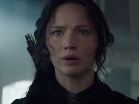 Watch the First 'Hunger Games: