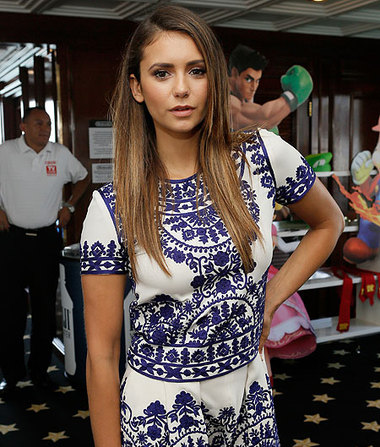 Nina Dobrev Spotted with Three Hunks at Comic-Con… Is She Dating Any of Them?