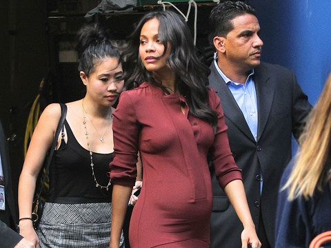 Why Won't Zoe Saldana Share Her Baby News?