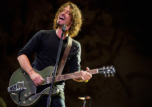 Woman Arrested for Harassing Rock Star Chris Cornell