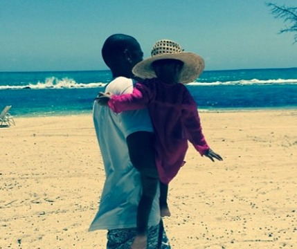 How Beyoncé Knocks Down Breakup Rumors: Posting Sweet Family Pics