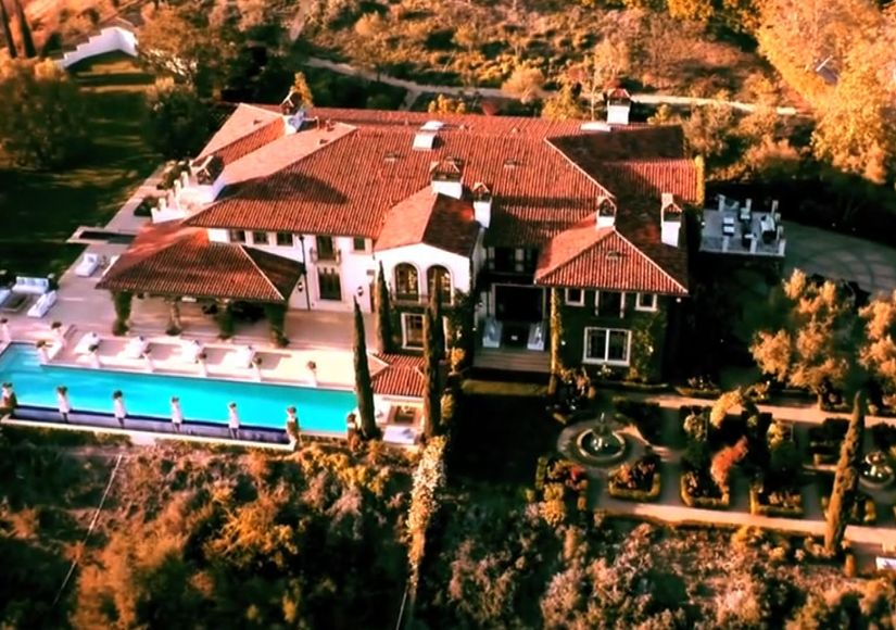 Check Out Heidi Klum's Incredible $25-Million Mega Mansion!