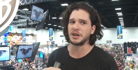 Comic-Con 2014: The 'Game of Thrones' Gang Dish on the Con and More!
