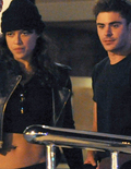 Extra Scoop: Zac Efron and Michelle Rodriguez End Whirlwind Romance