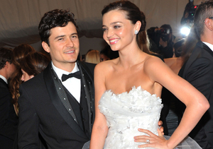 Orlando Bloom and Miranda Kerr's Bizarre Love Triangle (Or Is It a Hexagon?)