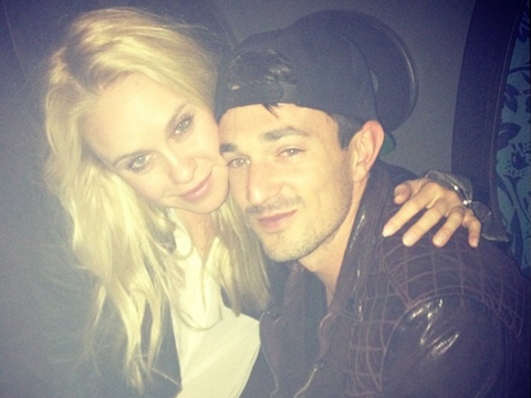 'Glee' Actress Becca Tobin Breaks Silence Following Boyfriend's Death