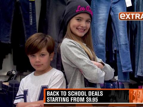 Go Back to School with H&M Fashion!
