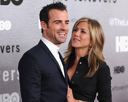 Jennifer Aniston Lets Us Know What She and Justin Theroux Think About Botox