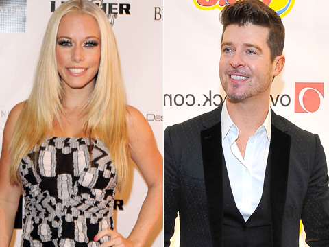 How Kendra Wilkinson Is Coping and How Robin Thicke Got Invo
