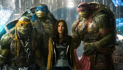 'TMNT' Star Megan Fox: 5 Reasons She'd Make a Great BFF
