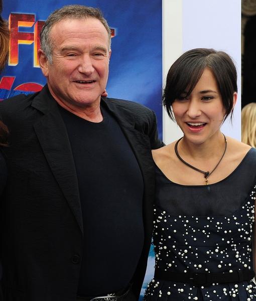 Robin Williams' Daughter Zelda Posts Poignant Tribute