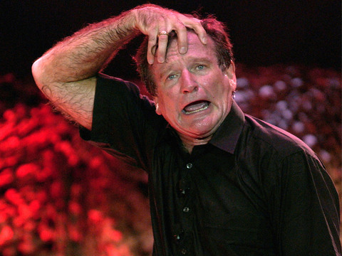 Pics: Robin Williams Spreading the Funny Through the Years