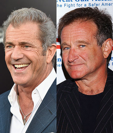 Mel Gibson and 'Expendables' Stars Reflect on Loss of Robin Williams