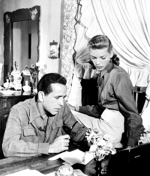 See Lauren Bacall's Life in Photos