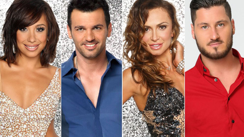 'Dancing with the Stars' Reveals Season 19 Pros! See Who's Missing