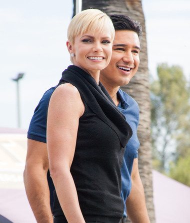 Jaime Pressly Sets Record Straight on Mastectomy Reports