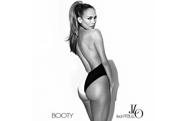 Hot Pic! Jennifer Lopez Shows Off Amazing Body and 'Booty'